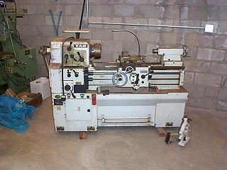 Our workshop has a lathe and plasma cutter